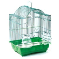 DEZZIE клетка для птиц 30x23x39см 5603006