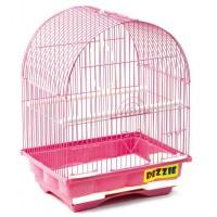 DEZZIE Клетка  для птиц 30x23x39см (цвета в ассортименте) 5603003