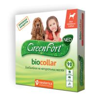 Green Fort Neo БиоОшейник для средних собак