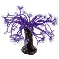 DEZZIE Мягкий коралл  12*12*15см, пластик, фиолетовый 5611183