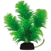 DEZZIE Искусственное растение  с распылителем, 20см, пластик, блистер 5610243