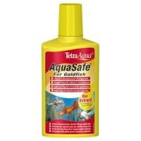 Tetra AquaSafe Goldfish кондиционер для подготовки воды для золотых рыб 100, 250 мл