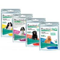 Фронтлайн Комбо капли для собак  для защиты от клещей и блох