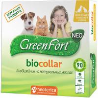 Green Fort БиоОшейник от блох для собак