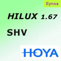 HOYA Hilux 1.67 EYNOA Super Hi-Vision (SHV) ультратонкие линзы