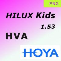 HOYA Hilux KIDS 1.53 PNX Hi-Vision Aqua (HVA) детская ультрапрочная