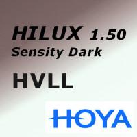 HOYA Hilux Sensity 1.50  Hi-Vision LongLife (HVLL) фотохромная линза