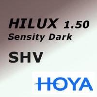HOYA Hilux Sensity 1.50  Super Hi-Vision (SHV) фотохромная линза
