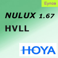 HOYA Nulux индекс 1.67 EYNOA покрытие Hi-Vision LongLife (HVLL-AS) асферический дизайн