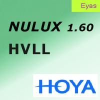 HOYA Nulux индекс 1.60 EYAS покрытие Hi-Vision LongLife (HVLL-AS) асферический дизайн