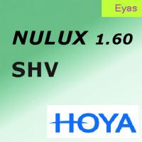 HOYA Nulux индекс 1.60 EYAS покрытие Super Hi-Vision асферический дизайн