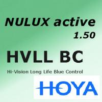 HOYA Nulux Active индекс 1.50 покрытие Hi-Vision Long Life Blue Control (HVLL BC) для поддержки аккомодации