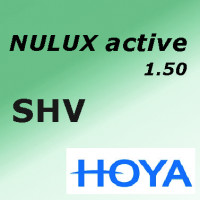 HOYA Nulux Active индекс 1.50 покрытие Super Hi-Vision (SHV) для поддержки аккомодации