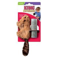 "Kong игрушка для кошек ""Бобер"" NB44"
