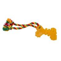 "Doglike Игрушка для собак ""Ключ с канатом"" 10 см"