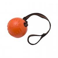 Doglike Игрушка для собак Мяч с лентой, длина ленты 70 см