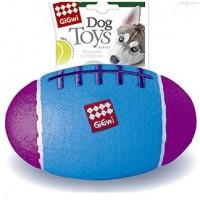 Dog Toys Мяч с пищалкой средний 12 см