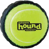 Petstages игрушка для собак Теннисный мячик с шиной 16 см