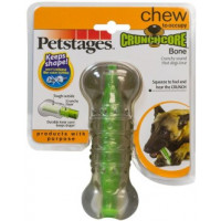 """Petstages игрушка для собак """"Хрустящая косточка"""" резиновая"""