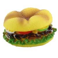 "TRIOL Игрушка для собак ""Гамбургер"" 120*60мм"