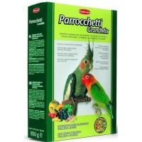 Padovan Корм GRANDMIX Parrocchetti комплексный/основной для средних попугаев