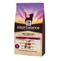 Hills Ideal balance feline adult NO GRAIN with Fresh Chicken and Potato кошек курица и картофель беззерновой
