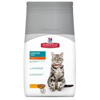 HILLS SP Adult Cat Indoor хиллс для домашних кошек индор