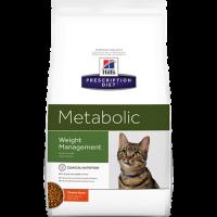 HILLS PD Meta сухой корм хиллс для кошек контроль веса