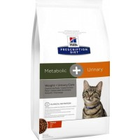 HILLS PD Meta+ Urinary Stress сухой корм хиллс для кошек контроль веса + урология + стресс