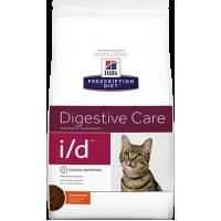 HILLS PD i/d сухой корм для взрослых кошек с заболеваниями ЖКТ