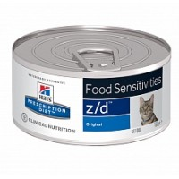 PD z/d Ultra консервы для кошек аллергия 156 гр.