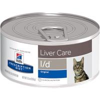HILLS PD l/D консерва для кошек с заболеваниями печени, 156 гр.