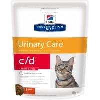 HILLS PD c/d Urinary Stress пауч для кошек профилактика МКБ при стрессе, курица 85 гр
