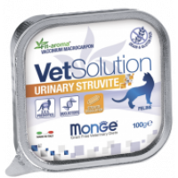 Monge Cat VetSolution Urinary Struvite влажная диета для кошек Уринари Струвит
