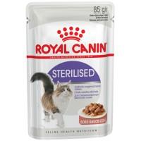 Royal Canin Sterilised консервы для стерилизованных кошек