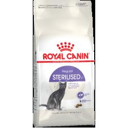 Royal Canin Sterilised корм для стерилизованных и кастрированных кошек