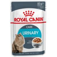 Royal Canin Urinary care консервы для кошек профилактика мочекаменной болезни