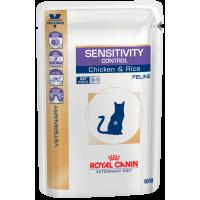 Royal Canin Sensitivity Control Feline диета для кошек при пищевой аллергии/непереносимости, курица