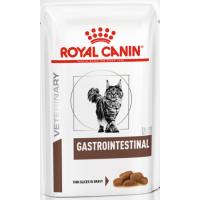 Royal Canin vet Gastro Intestinal Feline влажная диета для кошек при заболеваниях печени и нарушениях пищеварения