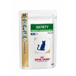 Royal Canin Vet Satiety Weight Management Sat 34 влажный диетический  корм для кошек при ожирении