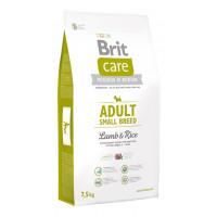 Brit Care Dog Adult Small Breed Lamb & Rice для взрослых собак мелких пород ягненок рис