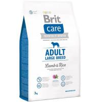 Brit Care Dog Adult Large Breed Lamb&Rice для собак крупных пород ягненок рис