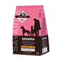 SAVARRA Adult Dog Large Breed сухой корм для взрослых крупных собак ягненок