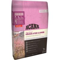 АКАНА Dog Grass-Fed Lamb Dog корм гипоаллергенный для собак с чувствительным пищеварением ягненок с яблоком