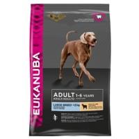 EUKANUBA Dog для взрослых собак крупных пород ягненок