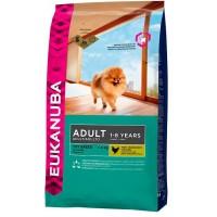 EUKANUBA Dog для взрослых собак миниатюрных пород (Эукануба)