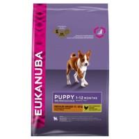 EUKANUBA Dog для щенков средних пород (Эукануба)