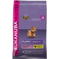 EUKANUBA Dog для щенков мелких пород (Эукануба)