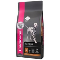 EUKANUBA DOG ADULT для взрослых собак всех пород с ягненком