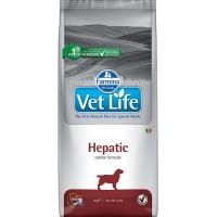 Farmina Vet Life Dog Hepatic диета для собак при хронической печеночной недостаточности